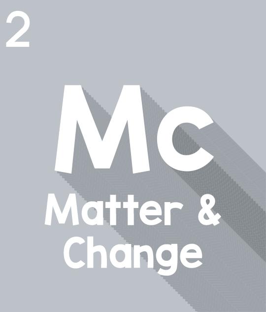 Matter & Change