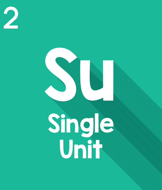single unit